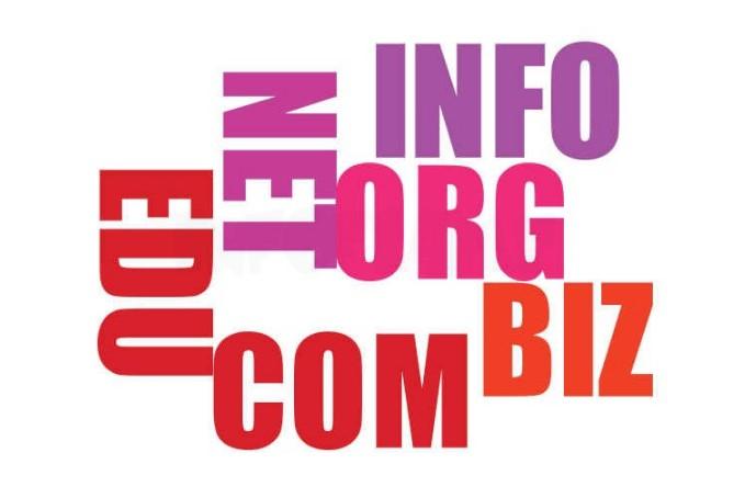 Velika popularnost globalnih domena