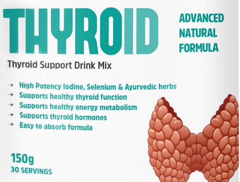 Pomozite svojoj štitnjaći uz Thyroid napitak