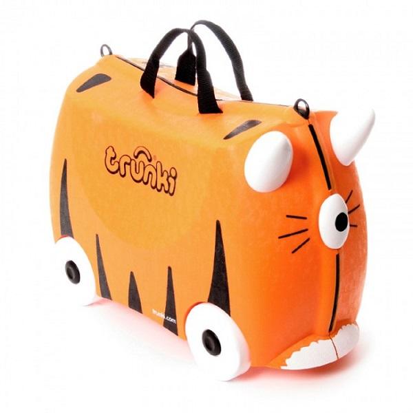 Dječji koferi su namijenjeni za putovanja i pakiranje stvari