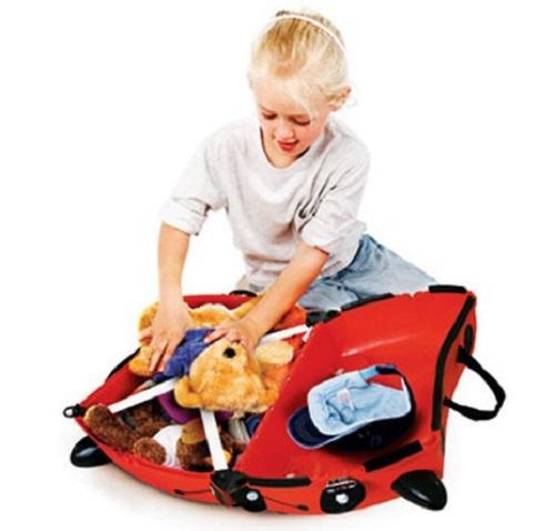 Dječji koferi za putovanje