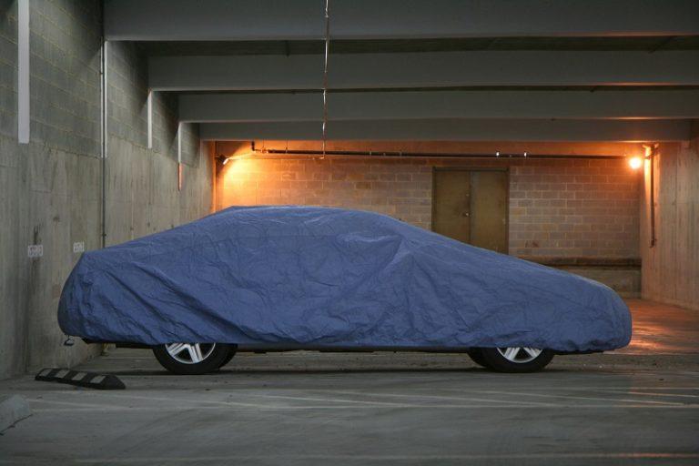 Učinkovita zaštita automobila