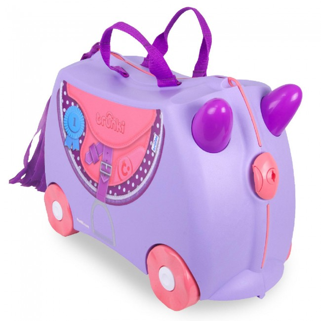 Dječji koferi olakšat će vam pakiranje